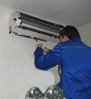 Ремонт,  до/заправка,  чистка,  обслуживание кондиционеров в Алматы